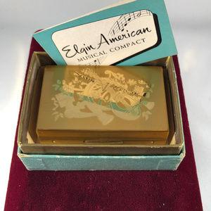 Beautiful Vintage, Elgin American Musical compact